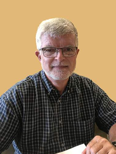 Tom Buford, author